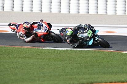 "Morbidelli hails ""best race in MotoGP"" after Valencia GP win"