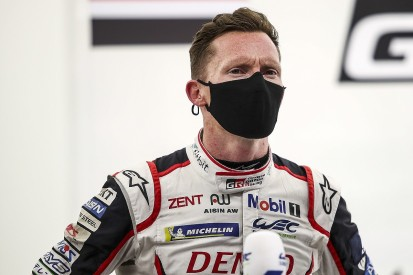 Conway: WEC title makes up for Le Mans disappointments