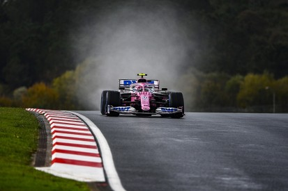 "Stroll frustrated as ""terrible"" tyre graining ends win hopes"