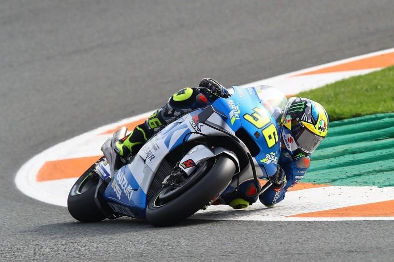 Valencia MotoGP: Mir crowned champion as Morbidelli wins last-lap thriller