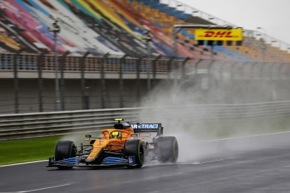 """Norris predicts """"chaos"""" at first corner in F1 Turkish GP"""