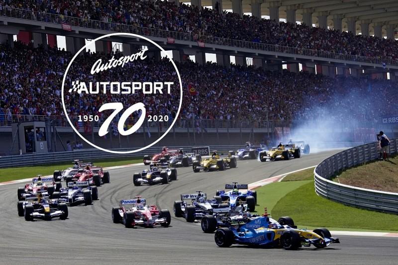 Autosport 70: How F1's Turkish GP adventure began