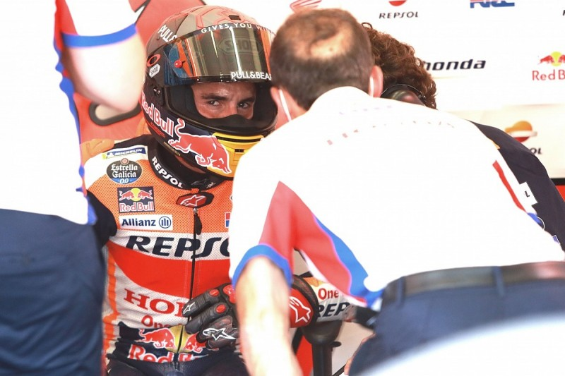 Marquez has third surgery, faces potential six-month recovery period