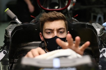 The effort Mercedes made to get Russell ready to replace Hamilton at Sakhir GP