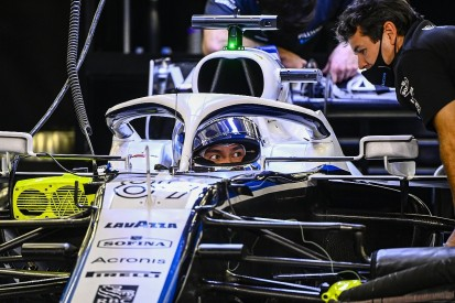 """""""Impatient"""" Aitken made first contact with Williams on F1 seat for Sakhir GP"""