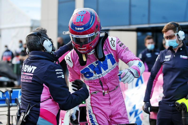 Racing Point: Stroll's F1 Turkish GP pole not down to luck