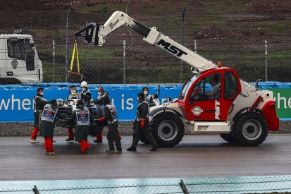 FIA to review procedures after Turkey qualifying crane incident - Masi