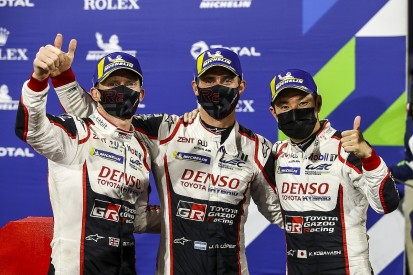 Bahrain WEC: Conway, Kobayashi and Lopez win to clinch final LMP1 title