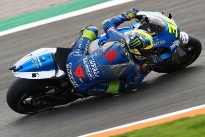 "Mir can't explain his ""strange"" MotoGP Valencia GP qualifying"