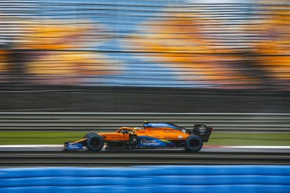 Norris handed five-place grid penalty for F1 Turkish GP