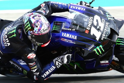 Vinales: Working on 2021 more important than MotoGP title on Sunday