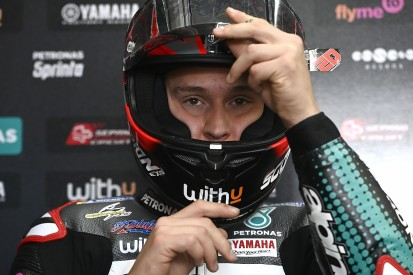 "Quartararo laments ""one of the worst days"" of 2020 MotoGP season"