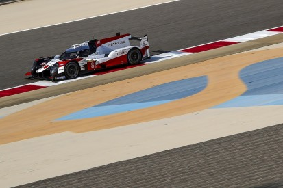 Bahrain WEC: Hartley tops final practice from Conway