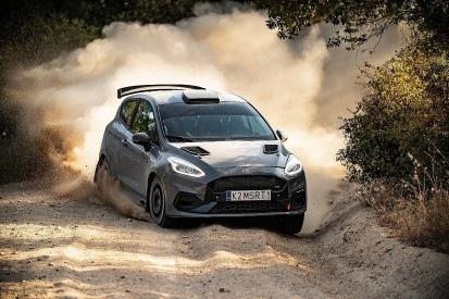 M-Sport launches new Fiesta Rally3 car