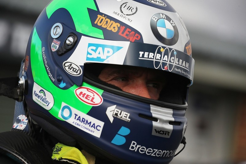 Turkington: Attack best form of defence in BTCC title decider