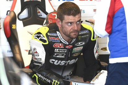 Crutchlow joins Yamaha as official MotoGP test rider for 2021