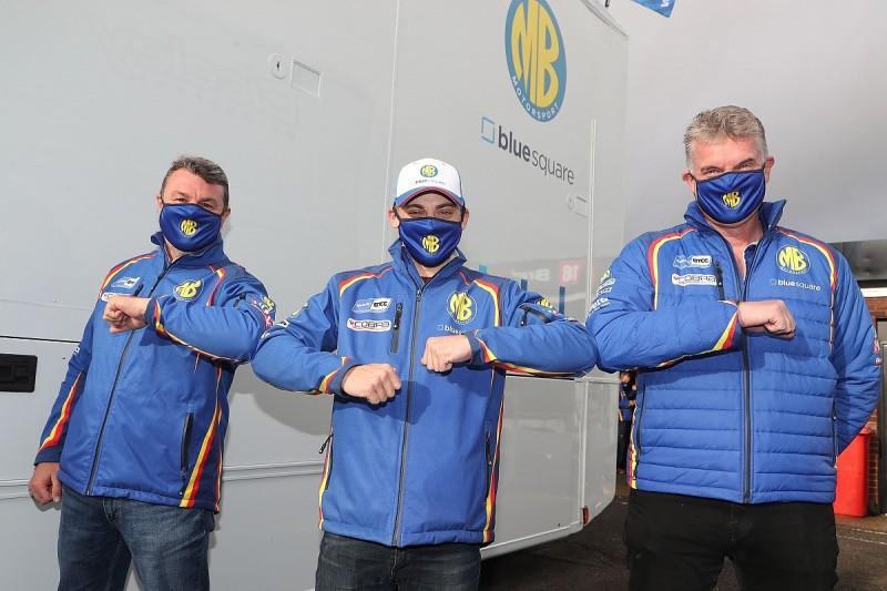 Hill extends MB Motorsport BTCC deal as team eyes new car for 2021