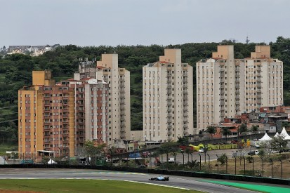 Sao Paulo agrees deal with F1 to host Brazilian GP until 2025