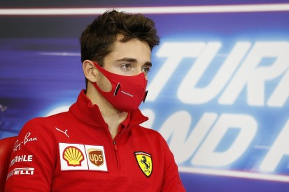 "Leclerc: ""I'm a stronger driver"" after difficult F1 season"