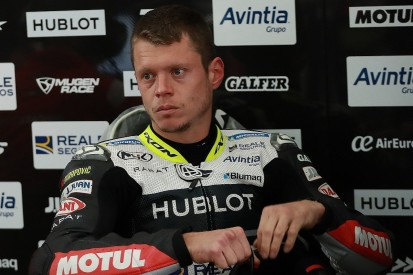 "Rabat's heart ""completely broken"" after losing Avintia MotoGP ride"