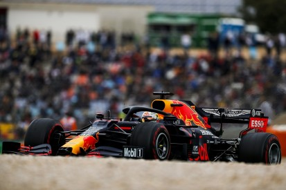 "Verstappen not worried if ""head falls off"" at Turn 8 during F1 Turkish GP"