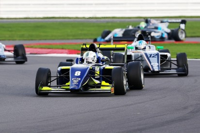National Driver Rankings: Frederick enters top 10 after British F3 success
