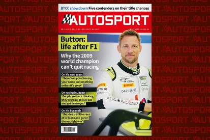 Magazine: Jenson Button on life after F1