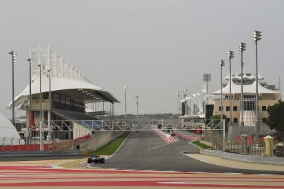 F1 set for single three-day pre-season test in 2021