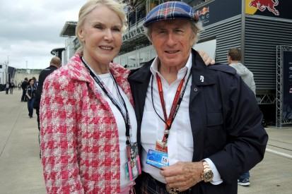 Motorsport Tickets partner with Sir Jackie Stewart to support Race Against Dementia