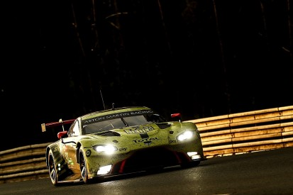 Aston Martin driver Lynn to miss Bahrain WEC finale due to COVID-19