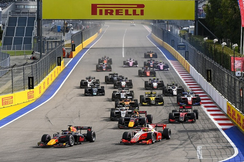 F2 and F3 announce 2021 calendars with new venues added