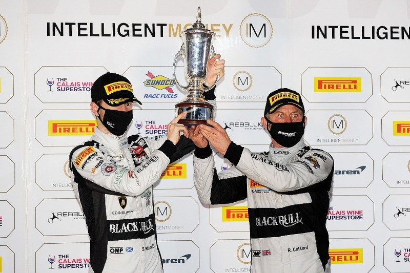 Collard: British GT title vindicates leaving BTCC