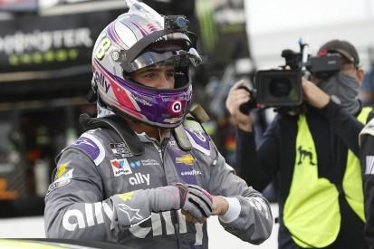 """Johnson laments """"bittersweet"""" final year in NASCAR"""