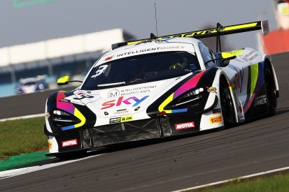 Button would test more for future GT3 outings after tough British GT debut