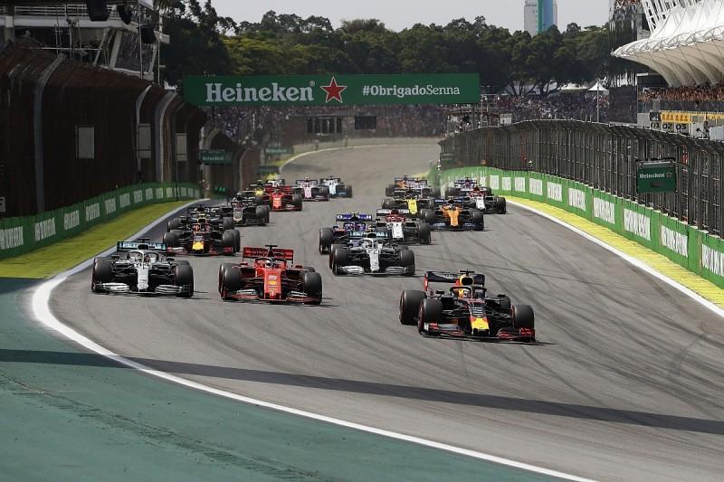 F1 reveals record-breaking 23-round provisional 2021 calendar