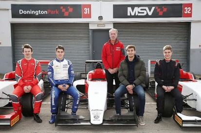 Lanan Racing withdraws from British F3 as Elite joins category