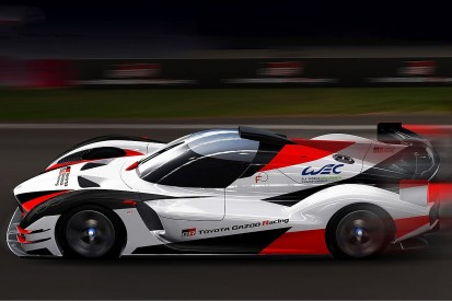 Toyota completes maiden test with new WEC Hypercar