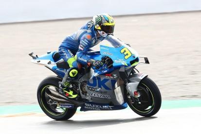 European MotoGP: Mir puts one hand on title with maiden win, Quartararo crashes