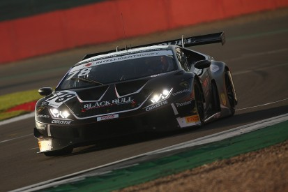 Collard and Mitchell claim British GT title with Silverstone win, Button 14th