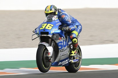 "Suzuki's Mir has ""more to lose"" in MotoGP title race now he's points leader"