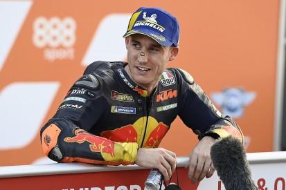 """Espargaro will """"test"""" Rins at start of European GP MotoGP race"""