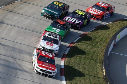 "NASCAR president hails ""extraordinary"" full season during pandemic"