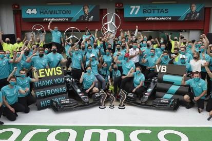 Wolff: F1 titles have taken toll on everyone at Mercedes