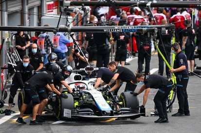 Williams changes F1 trackside team for Turkish GP after COVID-19 cases