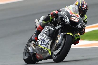 European MotoGP: Zarco dominates wet FP3 as Rossi returns from COVID-19