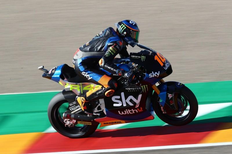 Rossi S Brother Marini Joins Avintia For 2021 Motogp Season With Bastianini