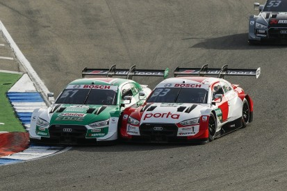 DTM Hockenheim: Muller defeats Rast in race one to keep his title hopes alive