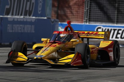 Hunter-Reay set to continue at Andretti Autosport for 2021 IndyCar season