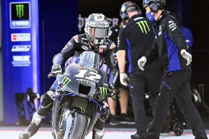 Vinales to start MotoGP European GP from pitlane with extra engine