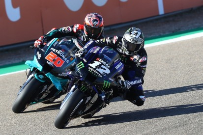 Yamaha docked points for MotoGP engine infringement
